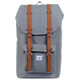 Herschel Little America Backpack grey/brown